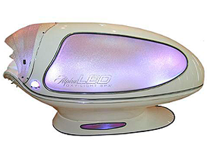 SPA капсула Alpha LED Oxy Light SPA